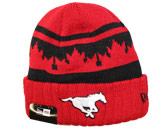 SIDELIN SPORT CUFF in CALGARY STAMPEDERS Found in: CFL > CALGARY STAMPEDERS > Clothing > Hats