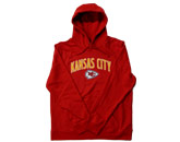 ENGAGE HOODIE in KANSAS CITY CHIEFS Found in: NFL > KANSAS CITY CHIEFS > Clothing > Fleece