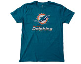 LOCKUP TEE in MIAMI DOLPHINS Found in: NFL > MIAMI DOLPHINS > Clothing > T-Shirts