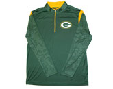 1/4 ZIP PULLOVER in GREEN BAY PACKERS Found in: NFL > GREEN BAY PACKERS > Clothing > Shirts