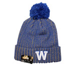COLORTWIST KNIT in WINNIPEG BLUE BOMBERS Found in: CFL > Winnipeg Blue Bombers > Clothing > Hats