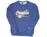 CHAMPS CREW FLEECE in WINNIPEG BLUE BOMBERS Found in: CFL > Winnipeg Blue Bombers > Clothing > Fleece