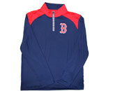 1/4 ZIP TEAM SCRIMMAGE in BOSTON RED SOX Found in: MLB > Boston Red Sox > Clothing > Fleece
