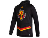 ADI REVERSE HOOD in CALGARY FLAMES Found in: NHL > CALGARY FLAMES > Clothing > Fleece