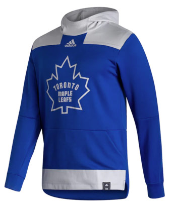 ADI REVERSE HOOD in TORONTO MAPLE LEAFS Found in: NHL > TORONTO MAPLE LEAFS > Clothing > Fleece