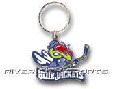 LOGO KEYCHAIN in COLUMBUS BLUE JACKETS Found in: NHL > COLUMBUS BLUE JACKETS > Souvenirs > Keychains
