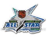 1999 TAMPA BAY ALL STAR PATCH in ALL STAR Found in: NHL > ALL STAR > Jerseys > Patches