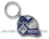 GOALIE MASK KEYCHAIN in NEW YORK RANGERS Found in: NHL > NEW YORK RANGERS > Souvenirs > Keychains