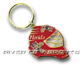 GOALIE MASK KEYCHAIN in FLORIDA PANTHERS Found in: NHL > FLORIDA PANTHERS > Souvenirs > Keychains
