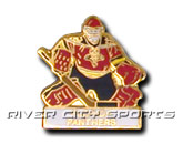 GOALIE PIN in FLORIDA PANTHERS Found in: NHL > FLORIDA PANTHERS > Souvenirs > Pins