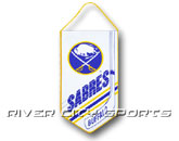 OLD STYLE MINI BANNER in BUFFALO SABRES Found in: NHL > BUFFALO SABRES > Souvenirs > Flags