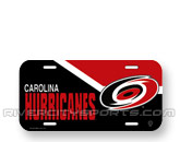 PLASTIC LICENSE PLATE in CAROLINA HURRICANES Found in: NHL > Carolina Hurricanes > Souvenirs > Lic.Plates