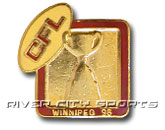 WINNIPEG BLUE BOMBER 1998 GREY CUP PIN in GREY CUP Found in: CFL > Grey Cup > Souvenirs > Pins