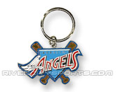 MLB LOGO KEYCHAIN in LOS ANGELES ANGELS Found in: MLB > Los Angeles Angels > Souvenirs > Pins