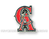 MLB LOGO PIN in LOS ANGELES ANGELS Found in: MLB > Los Angeles Angels > Souvenirs > Pins