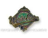 96 WORLD SERIES LOGO in MLB Found in: MLB > MLB > Souvenirs > Pins