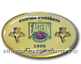 1996 EASTERN CONFERENCE CHAMPIONS PIN in FLORIDA PANTHERS Found in: NHL > FLORIDA PANTHERS > Souvenirs > Pins