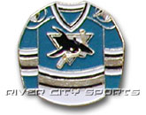 SWEATER PIN in SAN JOSE SHARKS Found in: NHL > SAN JOSE SHARKS > Souvenirs > Pins