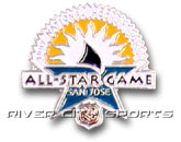 1997 SAN JOSE PIN in ALL STAR Found in: NHL > ALL STAR > Souvenirs > Pins