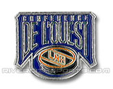 WEST CONF. FRENCH in NHL Found in: NHL > NHL > Souvenirs > Pins