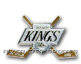 X-STICK PIN [OLD STYLE LOGO] in LOS ANGELES KINGS Found in: NHL > LOS ANGELES KINGS > Souvenirs > Pins