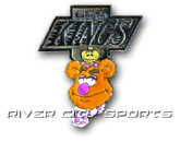 MUPPET PIN [OLD STYLE LOGO] in LOS ANGELES KINGS Found in: NHL > LOS ANGELES KINGS > Souvenirs > Pins