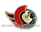 pic# 40043, style# NHLPMPOTT for River City Sports product in: NHL > OTTAWA SENATORS > Souvenirs > Pins