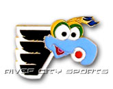 pic# 40044, style# NHLPMPPHI for River City Sports product in: NHL > PHILADELPHIA FLYERS > Souvenirs > Pins