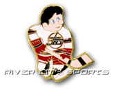 MINI PLAYER PIN in WINNIPEG JETS Found in: NHL VINTAGE > Winnipeg Jets > Souvenirs > Pins