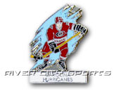 PLAYER PIN in CAROLINA HURRICANES Found in: NHL > Carolina Hurricanes > Souvenirs > Pins