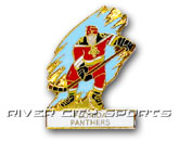 SKATER PIN in FLORIDA PANTHERS Found in: NHL > FLORIDA PANTHERS > Souvenirs > Pins
