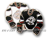 pic# 40150, style# NHLPDSBUF for River City Sports product in: NHL > BUFFALO SABRES > Souvenirs > Pins