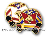 DOUBLE SWEATER PIN in FLORIDA PANTHERS Found in: NHL > FLORIDA PANTHERS > Souvenirs > Pins