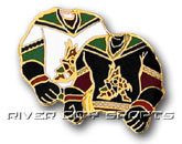 DOUBLE SWEATER PIN in PHOENIX COYOTES Found in: NHL > PHOENIX COYOTES > Souvenirs > Pins