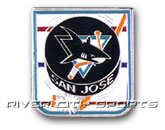 PUCK PIN in SAN JOSE SHARKS Found in: NHL > SAN JOSE SHARKS > Souvenirs > Pins