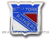 pic# 40629, style# NHLPBLNYR for River City Sports product in: NHL > NEW YORK RANGERS > Souvenirs > Pins