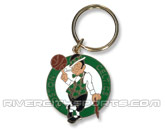 LOGO KEYCHAIN in BOSTON CELTICS Found in: NBA > BOSTON CELTICS > Souvenirs > Keychains