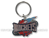 LOGO KEYCHAIN in HOUSTON ROCKETS Found in: NBA > HOUSTON ROCKETS > Souvenirs > Keychains