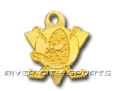 GOLD CHARM in ANAHEIM DUCKS Found in: NHL > Anaheim Ducks > Souvenirs > Necklace