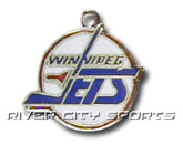 CHARMS in WINNIPEG JETS Found in: NHL VINTAGE > Winnipeg Jets > Souvenirs > Necklace