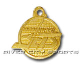 GOLD CHARM in WINNIPEG JETS Found in: NHL VINTAGE > Winnipeg Jets > Souvenirs > Necklace