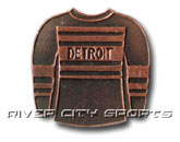 pic# 49345, style# NHLPHJDE27 for River City Sports product in: NHL > DETROIT RED WINGS > Souvenirs > Pins