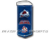 TEAM MINI BANNER in COLORADO AVALANCHE Found in: NHL > COLORADO AVALANCHE > Souvenirs > Flags Mini