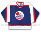 CCM CLASSIC SEMI-PRO 1989 JERSEY in WINNIPEG JETS Found in: NHL VINTAGE > Winnipeg Jets > Jerseys > Semi-Pro