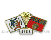 WORLD CUP PIN in RUSSIA Found in: INTERNATIONAL > RUSSIA > Souvenirs > Pins