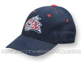 CCM TODDLER 1-FIT CAP in COLUMBUS BLUE JACKETS Found in: NHL > COLUMBUS BLUE JACKETS > Clothing > Hats